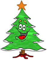 Just For Kids Happy Tree Image