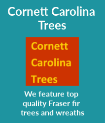 Cornett Carolina Trees Ad